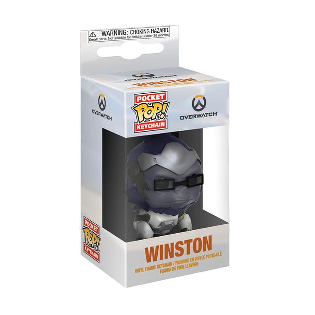Winston Llavero Funko Pop Overwatch