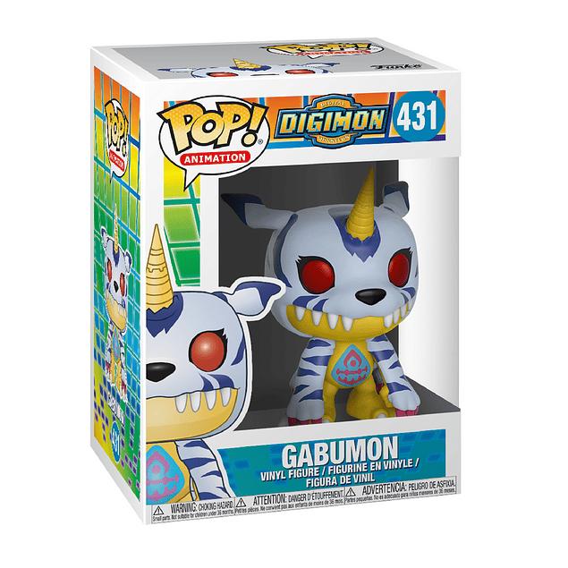 Gabumon Funko Pop Digimon 431