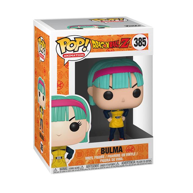 Bulma Funko Pop Dragon Ball Z 385