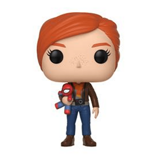 Mary Jane Funko Pop Marvel Spiderman PS4 396