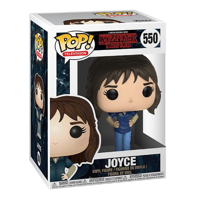 Joyce Funko Pop Stranger Things 550