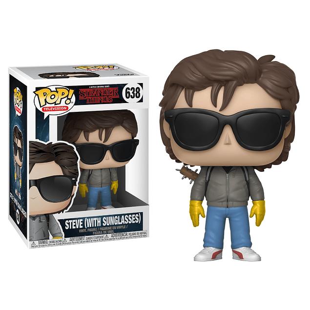 Steve With Sunglasses Funko Pop Stranger Things 638