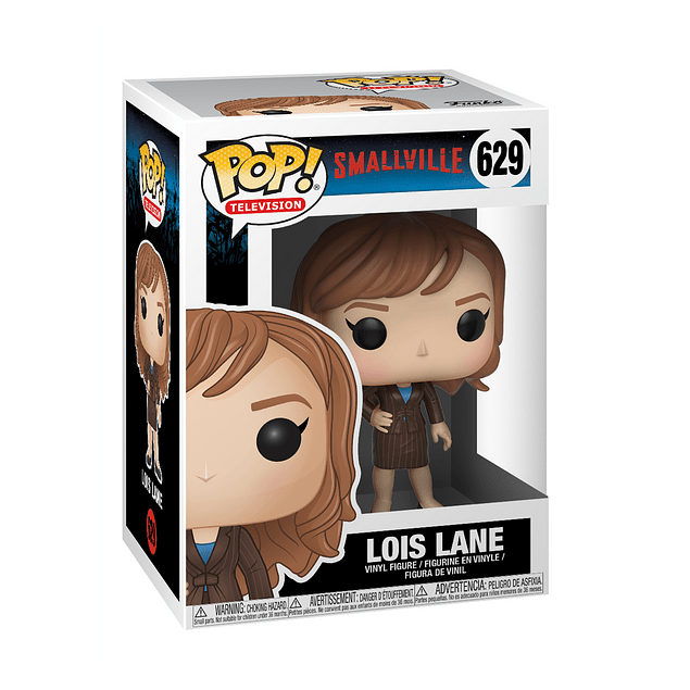 Lois Lane Funko Pop Smallville 629