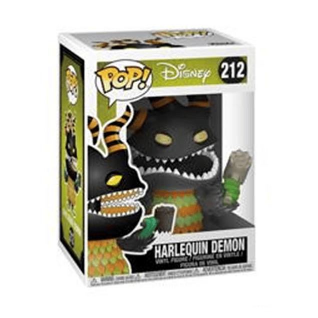Harlequin Demon Funko Pop El Extraño Mundo De Jack 212