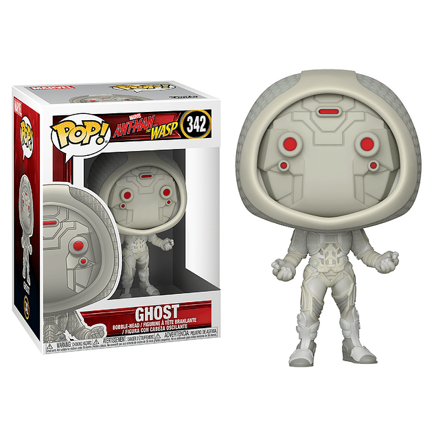 Ghost Funko Pop Ant-Man And The Wasp 342