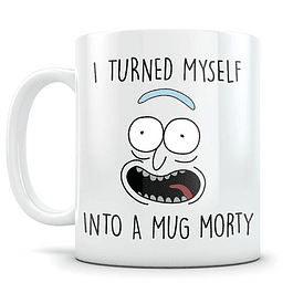 Mug Rick Sanchez Rick And Morty