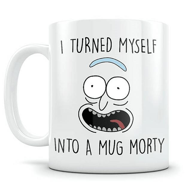 Mug Rick Sanchez Rick And Morty