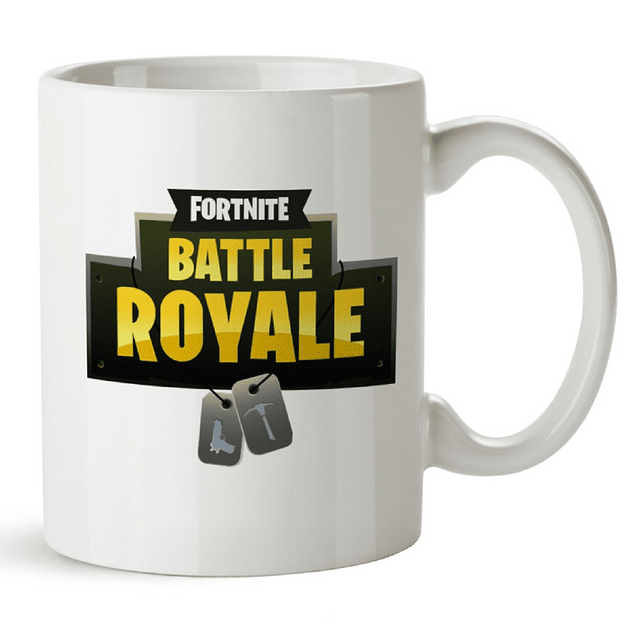Mug Fortnite Victoria Magistral