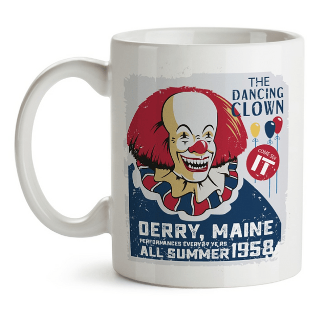 Mug Pennywise The Dancing Clown It