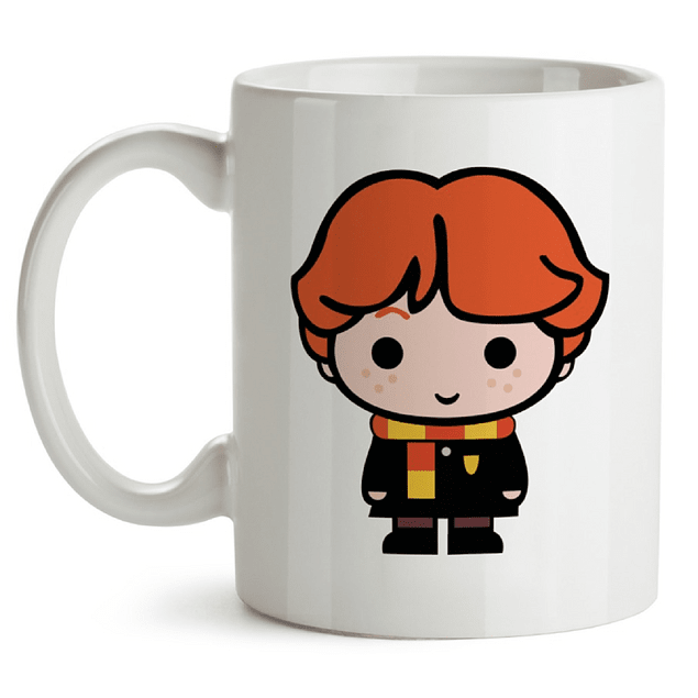 Mug Ron Weasley Harry Potter