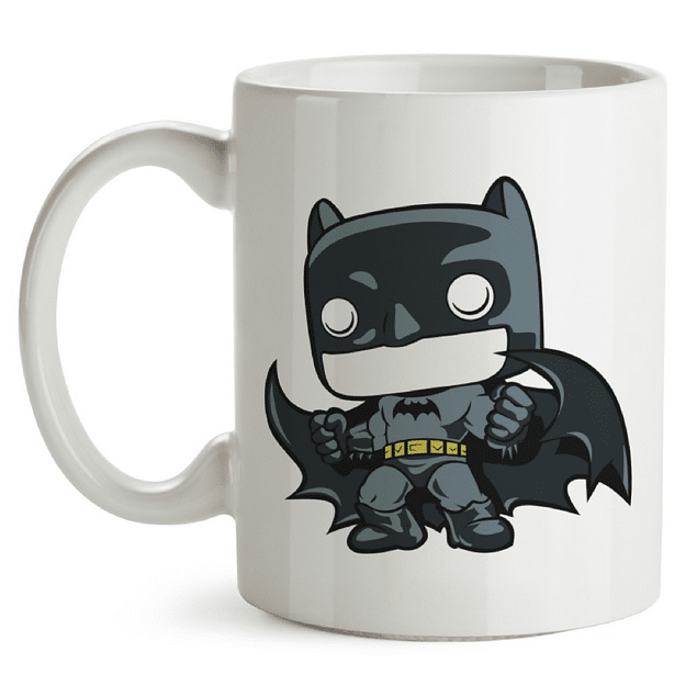 Mug Batman Tipo Pop