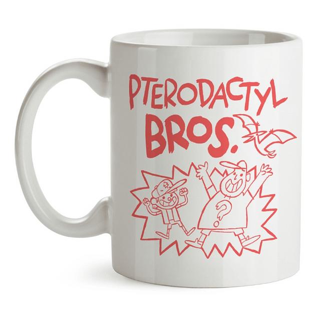 Mug Pterodactyl Bros Gravity Falls
