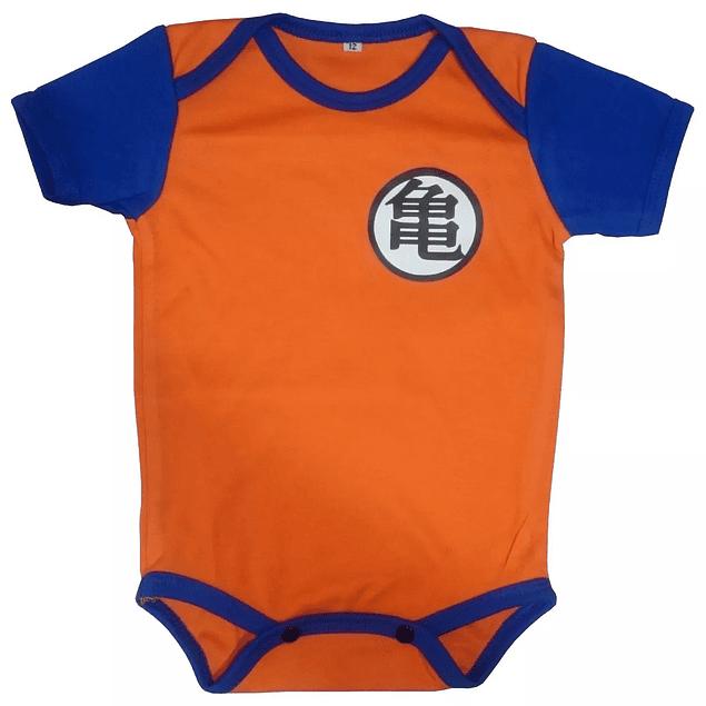 Body Bebés Goku Dragon Ball Z
