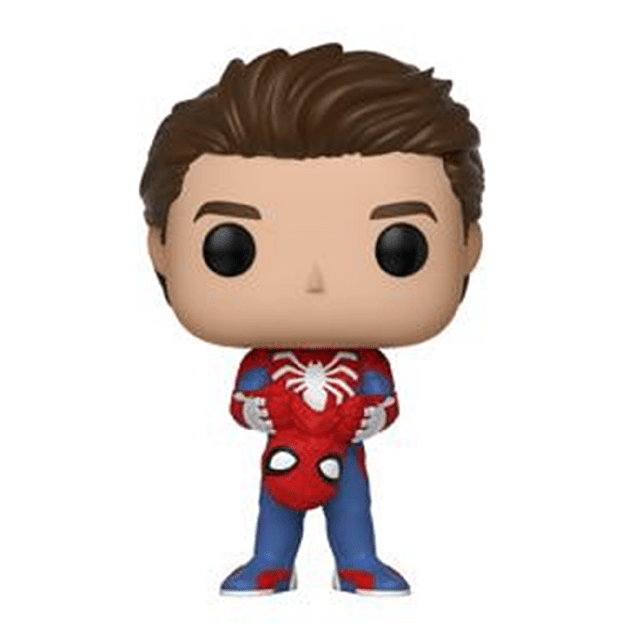 Spiderman Funko Pop Marvel Spiderman PS4 395