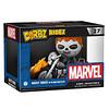 Ghost Rider Con Moto Funko Dorbz Ridez Marvel 27