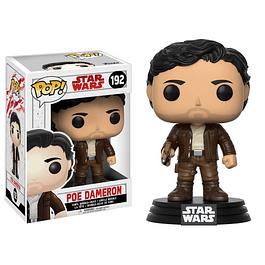Poe Dameron Funko Pop Star Wars 192