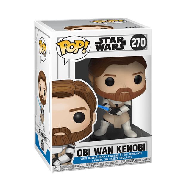 Obi Wan Kenobi Funko Pop Star Wars 270