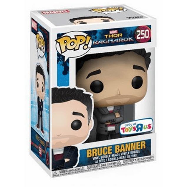 Bruce Banner Funko Pop Marvel Thor Ragnarok 250 Toys R Us