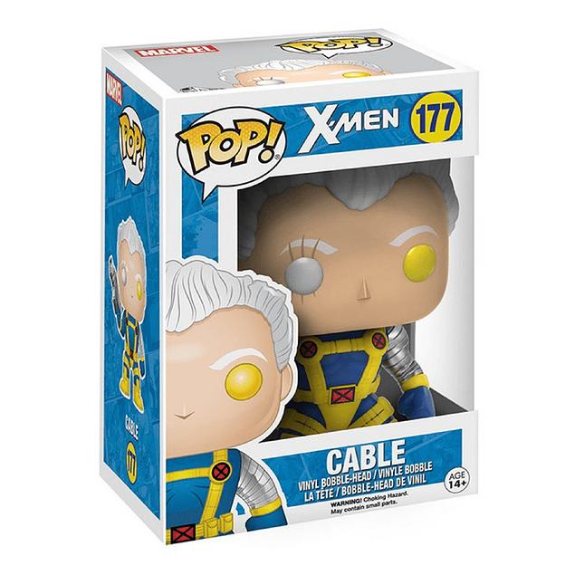 Cable Funko Pop Marvel X Men 177