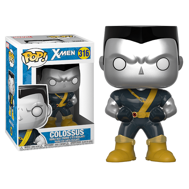 Colossus Funko Pop X-Men Marvel 316