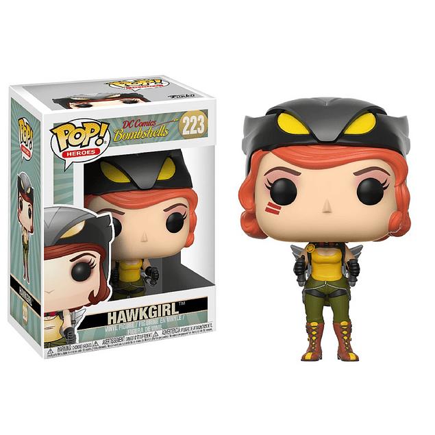 Hawkgirl Funko Pop DC Bombshells 223