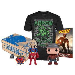 Funko Pop Legion Of Collectors Series TV DC