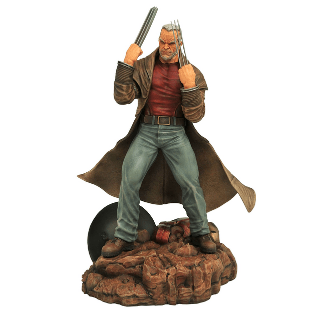 Old Man Logan Marvel Diamond Select