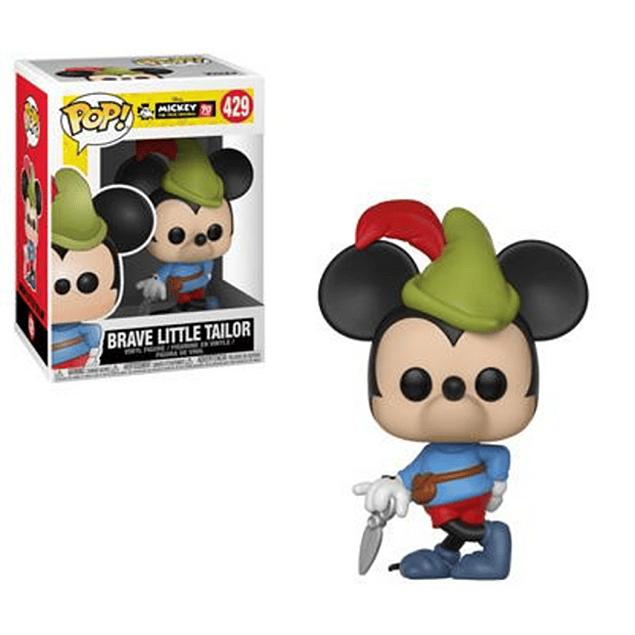 Brave Little Tailor Funko Pop Mickey 90 Years 429