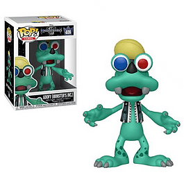 Goofy Monsters Inc Funko Pop Kingdom Hearts Disney 409