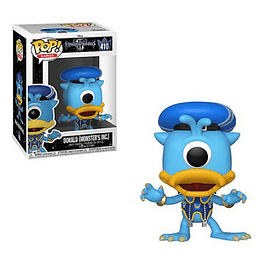 Donald Monsters Inc Funko Pop Kingdom Hearts Disney 410