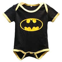 Body Bebés Batman