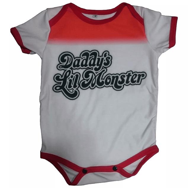 Body Bebés Harley Quinn Escuadrón Suicida