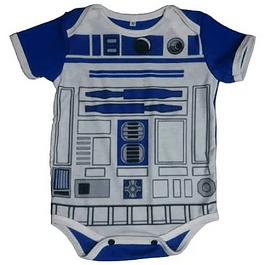 Body Bebés R2-D2 Star Wars