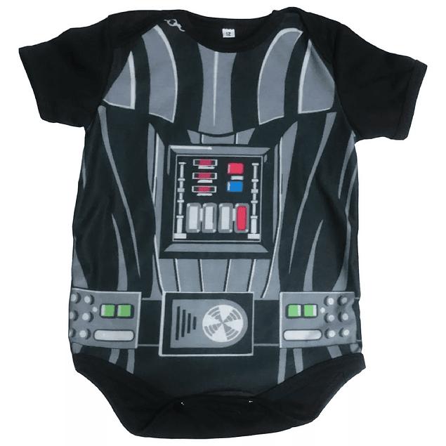 Body Bebés Darth Vader Star Wars