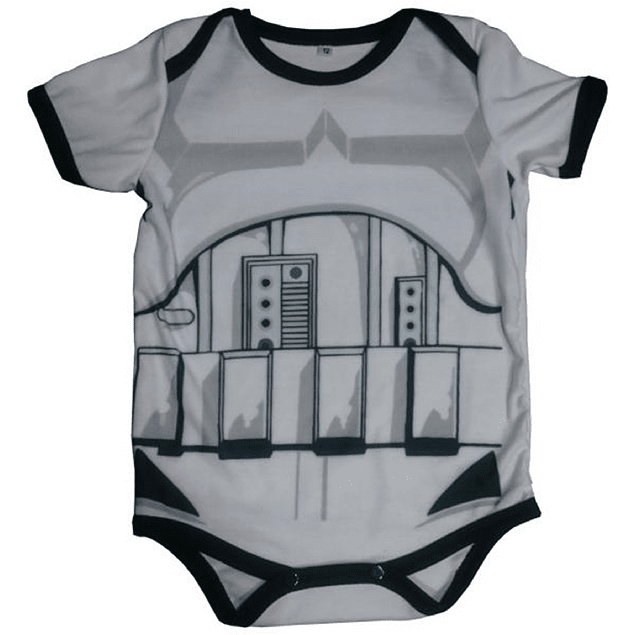 Body Bebés Stormtrooper Star Wars