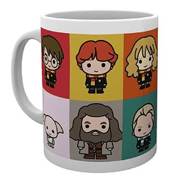Mug Harry Potter Chibis