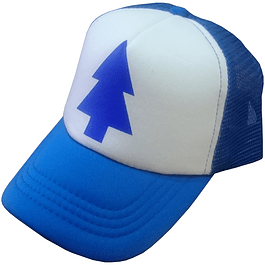 Gorra Dipper Pines Gravity Falls
