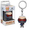 Soldier: 76 Llavero Funko Pop Overwatch
