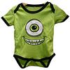 Body Bebés Mike Wazowski Monsters Inc