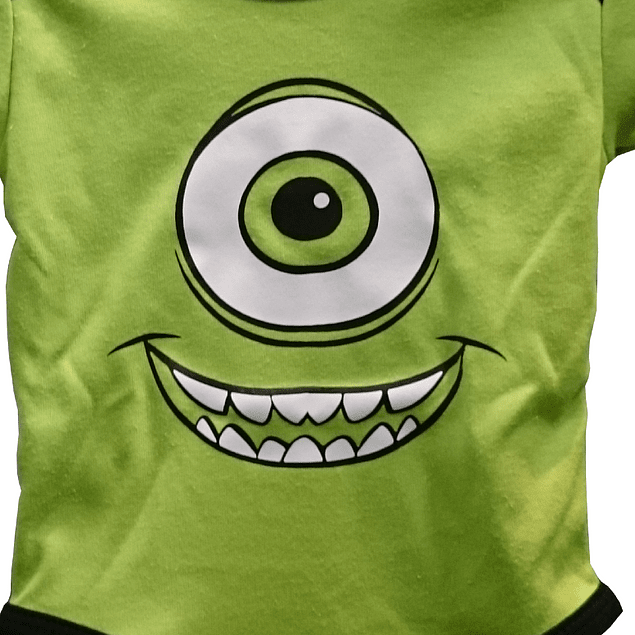 Body Bebés Mike Wazowski Monsters Inc