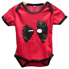 Body Bebés Deadpool