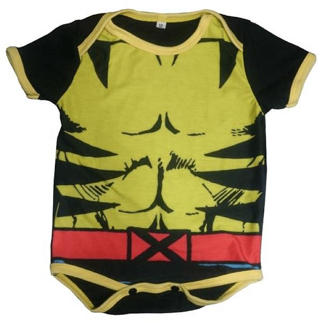 Body Bebés Wolverine X-Men