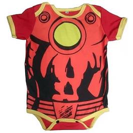 Body Bebés Ironman Avengers