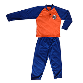Pijama Goku Dragon Ball Z