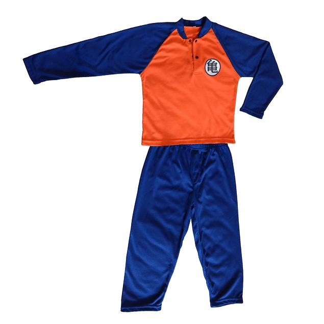 Pijama Goku Dragon Ball Z