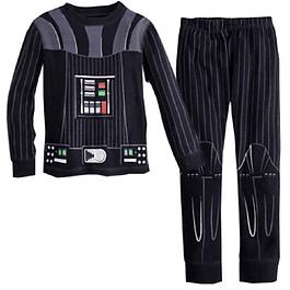 Pijama Darth Vader Star Wars Tipo Disfraz