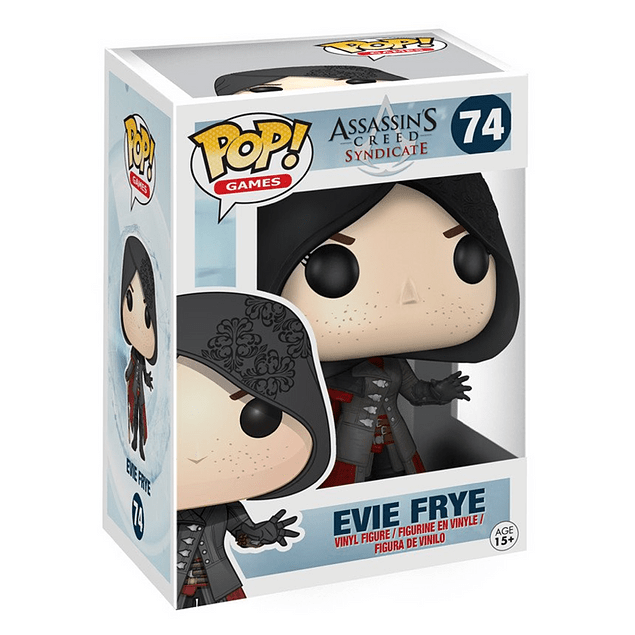 Evie Frye Funko Pop Assassins Creed 74