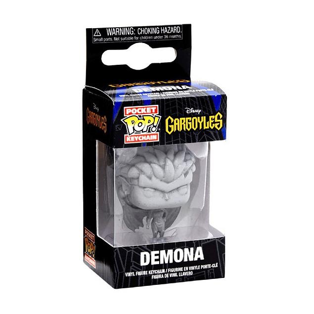 Demona Llavero Funko Pop Gargoyles Disney