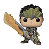Hunter Funko Pop Monster Hunter 296