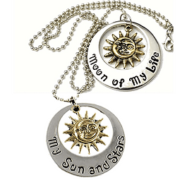 Collar Moon Of My Life My Sun And Stars Game Of Thrones